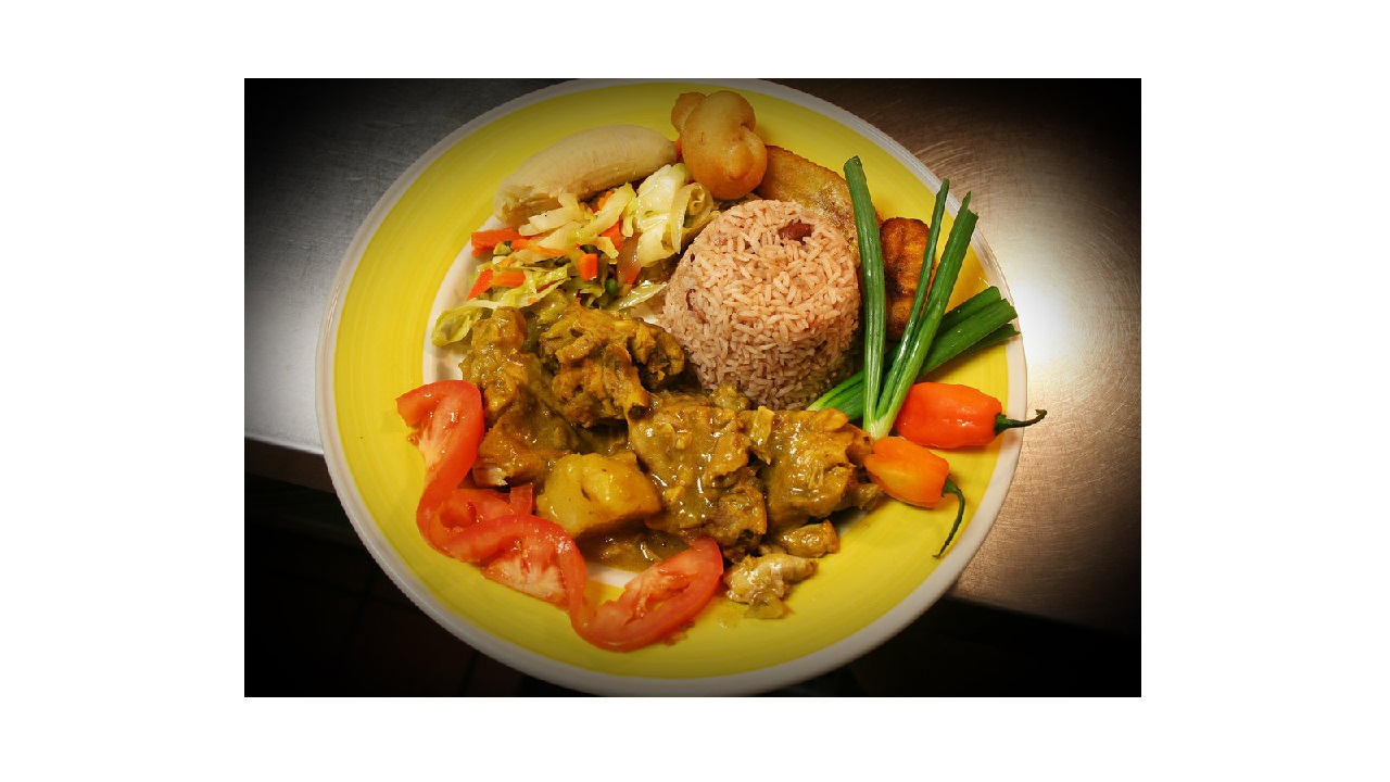 Island breeze jamaican cuisine support a sista for Authentic caribbean cuisine